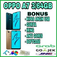 OPPO A7 3GB + 64GB NEW