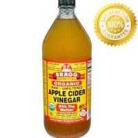 BRAGG Apple cider vinegar 946ml / cuka apel organik 946 ml