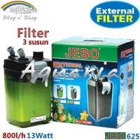 JEBO 625 External Canister Filter