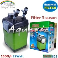 JEBO 825 External Canister Filter