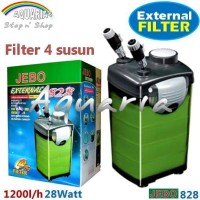JEBO 828 External Canister Filter