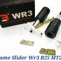 BIGGER Like Monster Frame slider Yamaha R25 Mt25 | pelindung fairing