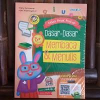Buku Kelas Anak Pintar Dasar-dasar Membaca & Menulis