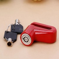 Kunci Gembok Pengaman Anti Maling Disc Cakram Motor