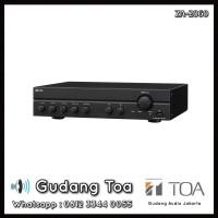 Amplifier TOA ZA-2060 - 60 watt by Dealer TOA Jakarta