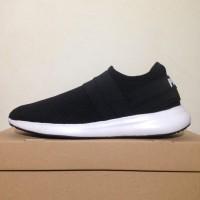 Sepatu Casual Piero Nocturne Black White P20599 Original BNIB