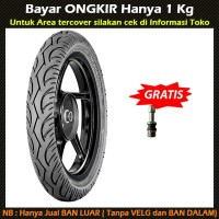 Zeneos Scootz ZN 89 70/90 - 14 Ban Motor Tubeless Soft Compound