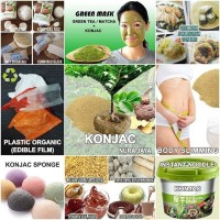 shirataki powder | tepung shirataki | konjac powder 1 kg