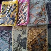 Tas Paspor Batik Rajut 14 x 24