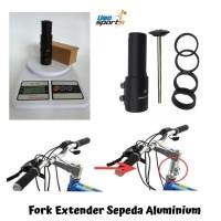 Fork Extender Sepeda Aluminium
