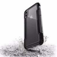 Iphone XR Case XDORIA Defense Clear Series Military Original