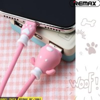 KABEL DATA REMAX LIGHTNING IPHONE FORTUNE SERIES RC-106I 24 AMPARE