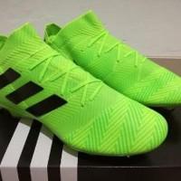 STOK TERBARU Sepatu Bola Soccer Adidas Nemeziz Messi 18 1 El B12sb775