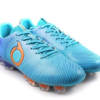Sepatu Bola Ortuseight Catalyst Oracle FG - Pale Cyan B12sb1281