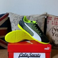 Sepatu Futsal Original Puma Adreno III IT Article No. 104047 B12sb1806