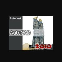 ready aplikasi AutoCAD 2010 support 32 dan 64 bot