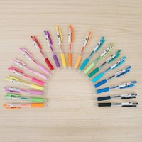 Zebra Sarasa Push Clip Gel Ink Pen