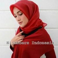 Promo Hijab Jilbab Kerudung Segiempat Organza Terbaru
