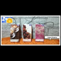 Parfum Mobil /kamar/toilet Gantung DS scents aroma Kopi/cherry/Blossom