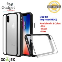 Original Rhinoshield Mod Case iPhone X - Black