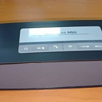 Sound Link Mini Bluetooth Speaker Black
