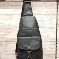 Tas Selempang Pria / Men Chest Bag Fashion High Quality | AH-XB0020