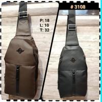 Tas Selempang Pria / Sling Bag Import High Quality | LM 3108