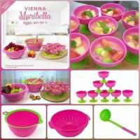 wadah saji Vienna Maribella Bowl set of 11