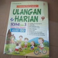 Buku Ulanagan Harian SD/MI Kelas 3.