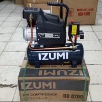 IZUMI DD 0709 Kompresor 3/4 HP 9L/ Direct Air Compresor Angin Listrik