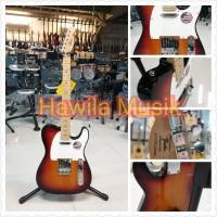 Electric Guitar Elektrik FENDER TELECASTER TELE CASTER Pabrikan BEST