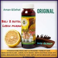 Pelangsing Badan Ultra Honey Madu Diet Super Original