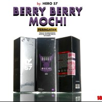 Berry Berry Mochi by Hero57