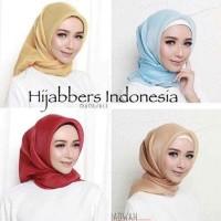 Promo Hijab Jilbab Organza Premium Silk - Jilbab Organza Premium