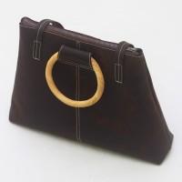 tas kulit asli wanita totebag basic kulit asli - tas wanita kulit asli