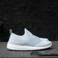 Sepatu Sneakers Adidas Slip On Refine Adapt Blue Ice Original
