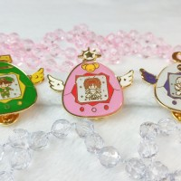 enamel pin anime cardcaptor sakura