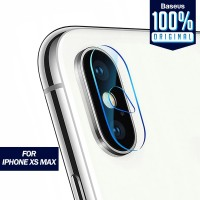 iPhone XS / XS Max / X Camera Tempered Glass Baseus Screen Protector