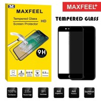 Iphone 7 MAXFEEL Ful Cover Tempered Glass Premium