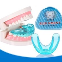 ORTHODENTIC RETAINER TEETH TRAINER ALIGNMENT - BEHEL GIGI