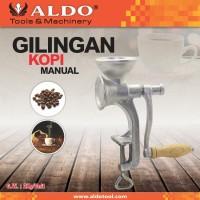 Mesin gilingan kopi manual merk ALDO