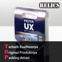 BEST QUALITY Genuine Hoya 58mm UV Filter UX PHL HMC Asli Original 58