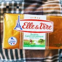 Salted Butter Elle & Vire (Mentega Asin) 200gr