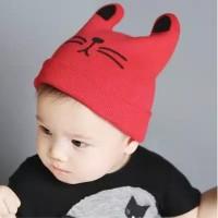 Kupluk Bayi, Kupluk Rajut, Topi Rajut, Topi Bayi Anak Perempuan Laki
