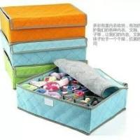 underwear storage 24 grid box u/letak celdam. kaos kaki dll