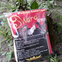 Pakan Lolohan SWARA 450gr (bubur lolohan handfeed loloh love bird)