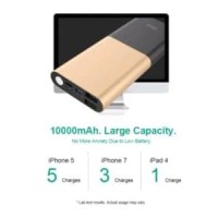 Power Bank Zola Alloy 10000 mAh REAL 10000 mAh