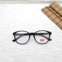 Frame Kacamata LEVI'S Casual   Lensa Minus Antiradiasi