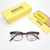 Frame Kacamata Minus MOSCOT JOEL Premium   Lensa Antiradiasi