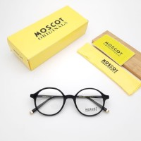 Frame Kacamata Minus MOSCOT DAVON Premium   Lensa Antiradiasi